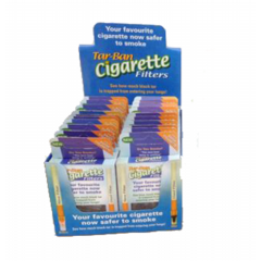 24 x packs of  TarBan Standard Cigarette Filters