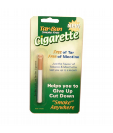 1 x TarBan Smokeless cigarette